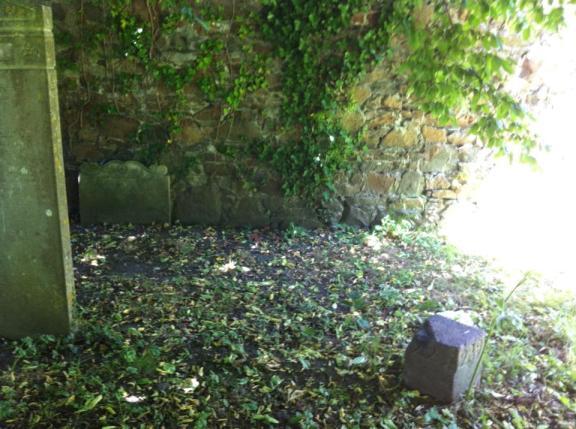 Cemetery plot 230 - Green Street Graveyard, Jersey