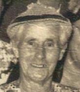 Florence Sophia Hamon - circa 1960
